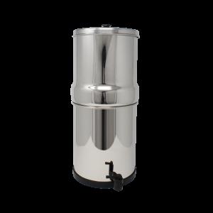 6L SS Gravity Filter & ATC Super Sterasyl