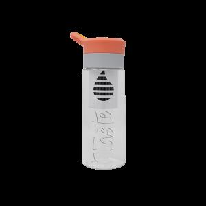 Filter Water Bottle in Peach